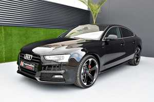Audi A5 sportback 2.0 tdi clean 190cv s line ed   - Foto 14