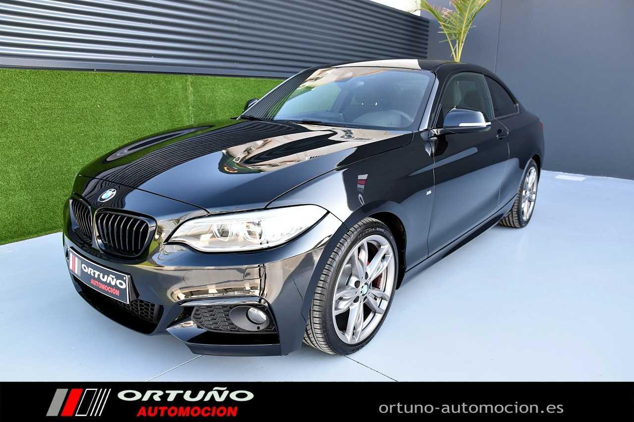 BMW Serie 2 Coupé 218d M Sportpaket  - Foto 1