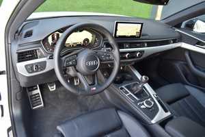 Audi A4 Avant 2.0 TDI 150cv S line edition   - Foto 8