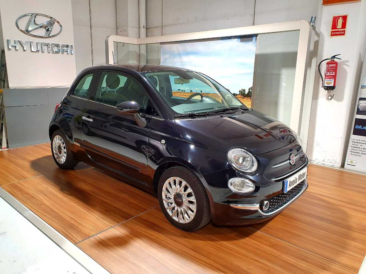 Fiat 500 Lounge 1.2 cc 69 cv Con extras.  - Foto 1