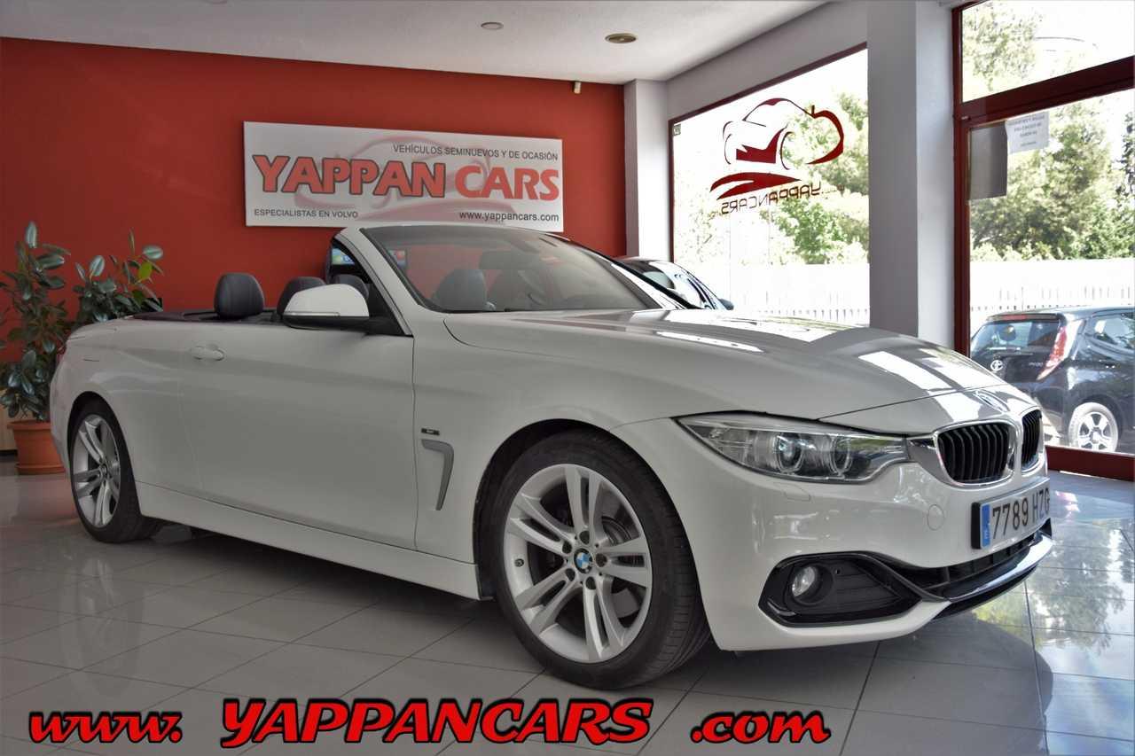 BMW Serie 4 425 dA Sport 218 CV Cabrio   - Foto 1
