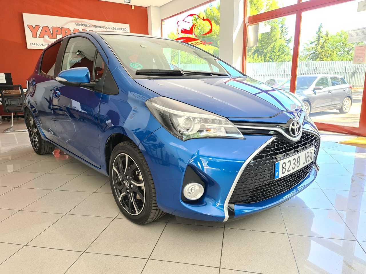 Toyota Yaris Feel 100 5p.   - Foto 1