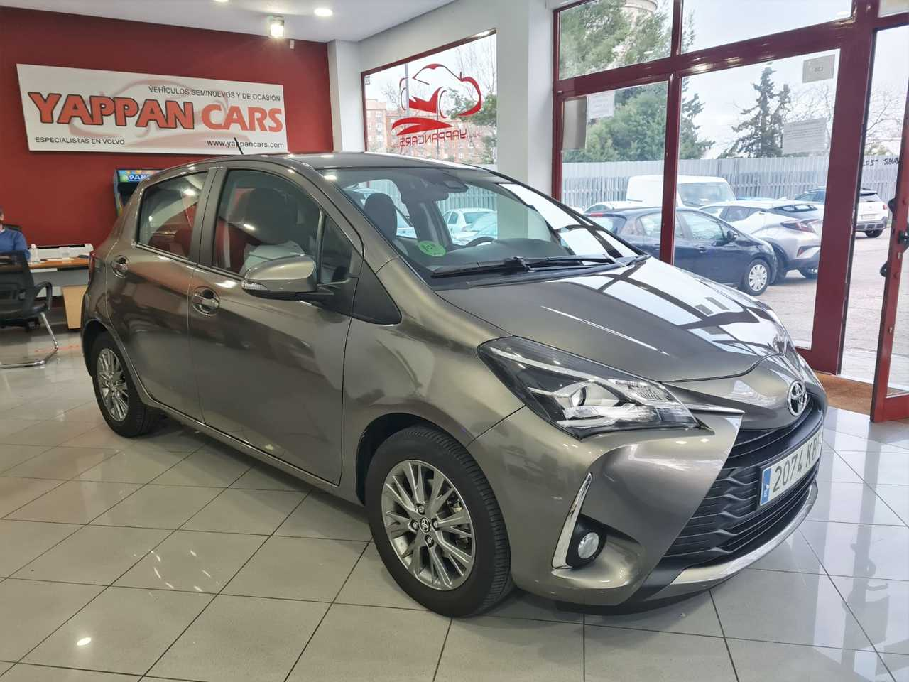 Toyota Yaris 1.0 70 Active Tech 5p.   - Foto 1