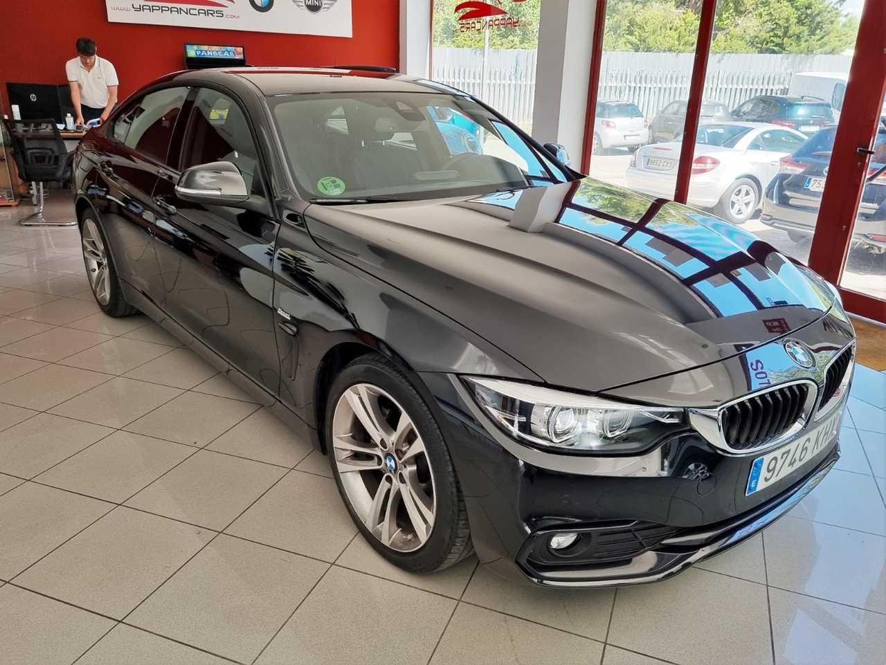 BMW Serie 4 Gran Coupé 420 dA 190 CV Sport   - Foto 1