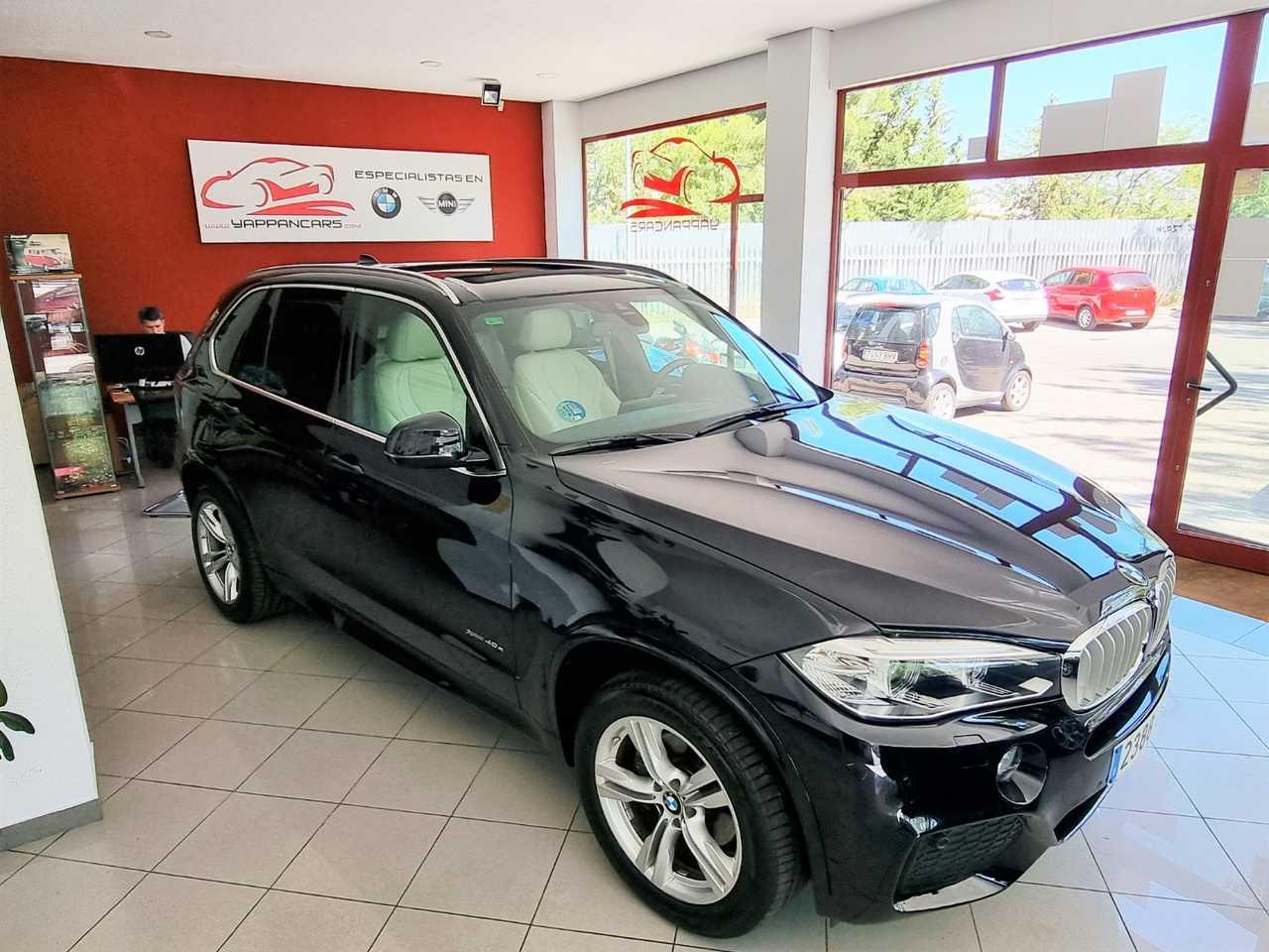 BMW X5 xDrive 40 e Paquete M 313 CV   - Foto 1