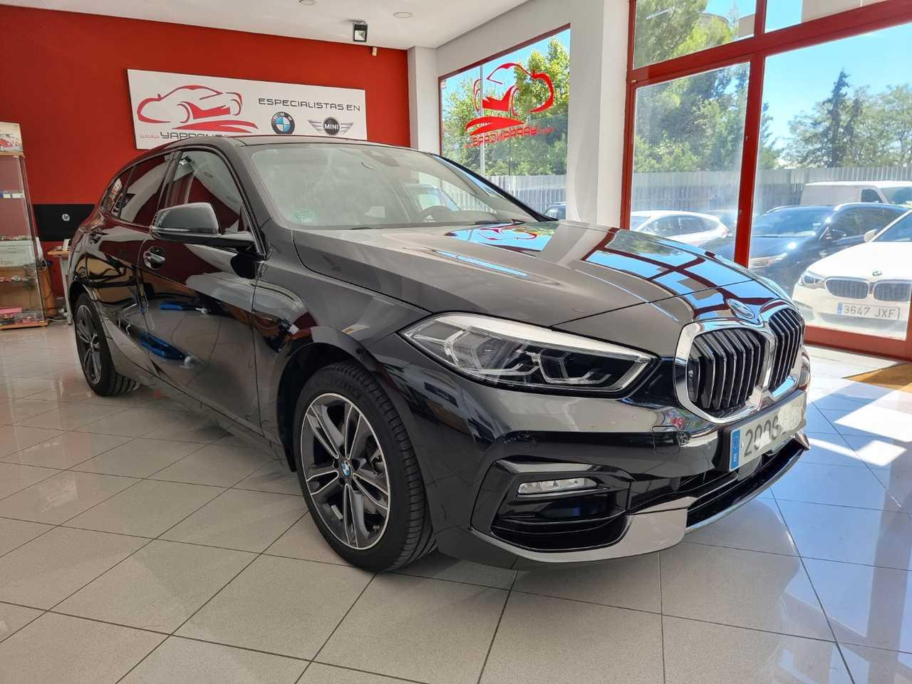 BMW Serie 1 116 dA 5p Sport Automático   - Foto 1