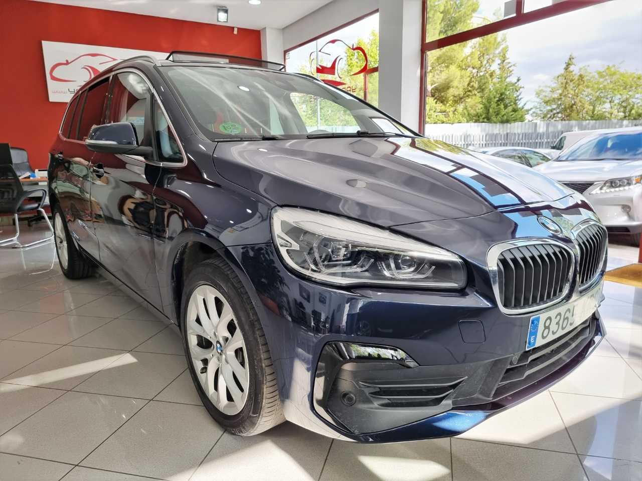 BMW Serie 2 Gran Tourer 218 dA 150 cv 7 Plazas Techo   - Foto 1