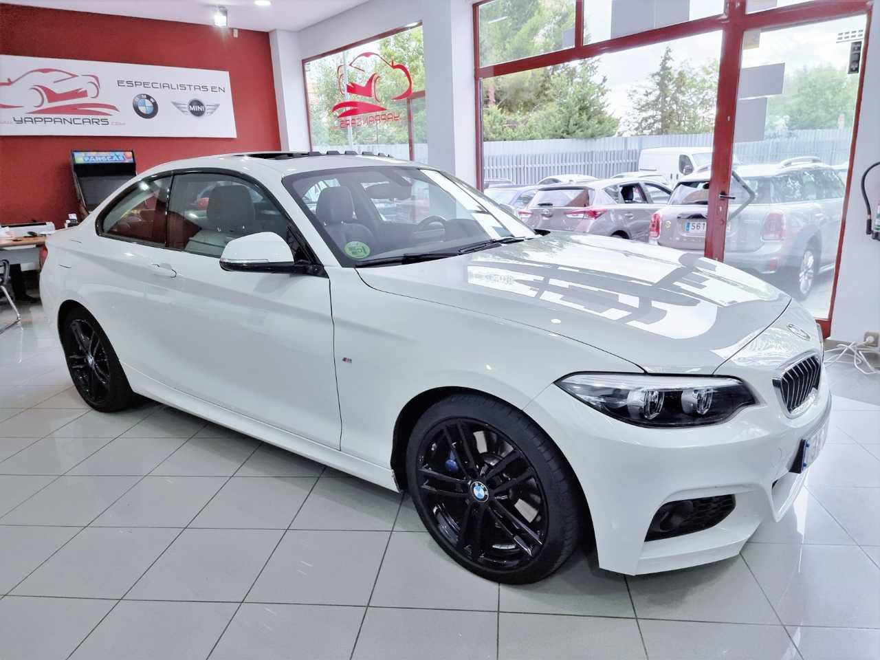 BMW Serie 2 Coupé 218 dA Paquete M   - Foto 1
