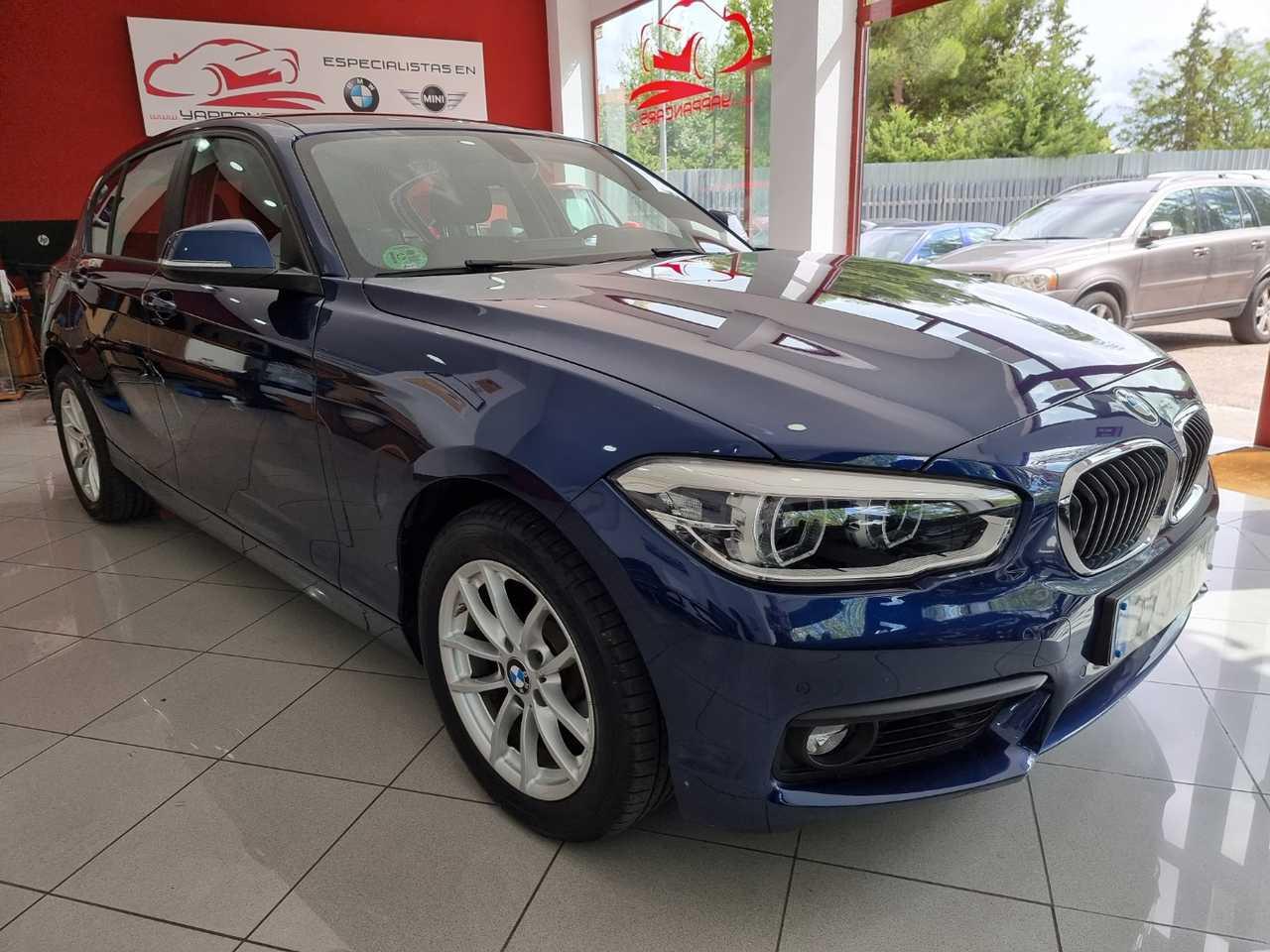 BMW Serie 1 118 d 5p. 150 CV   - Foto 1