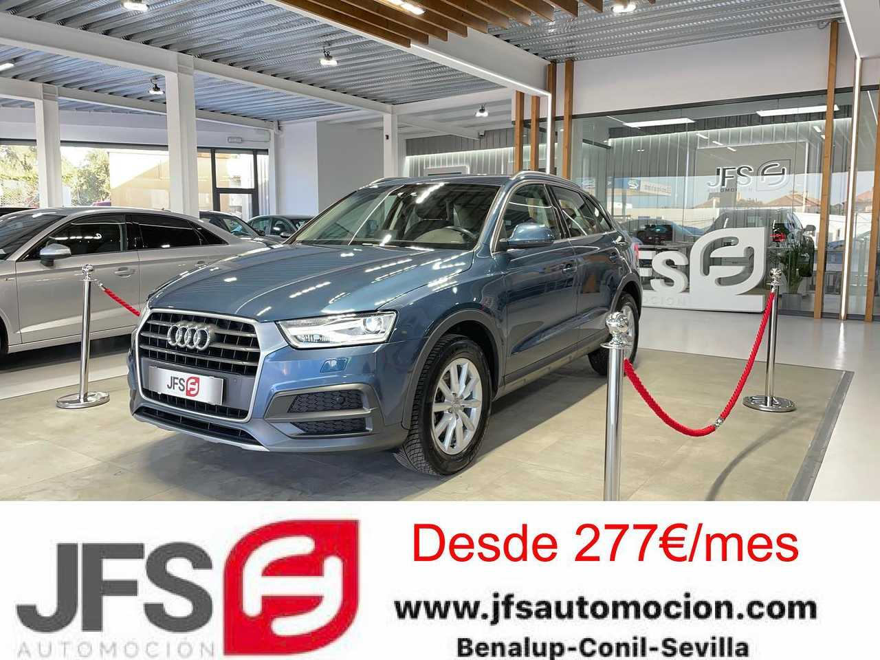 Audi Q3 2.0 TDI 150cv    - Foto 1