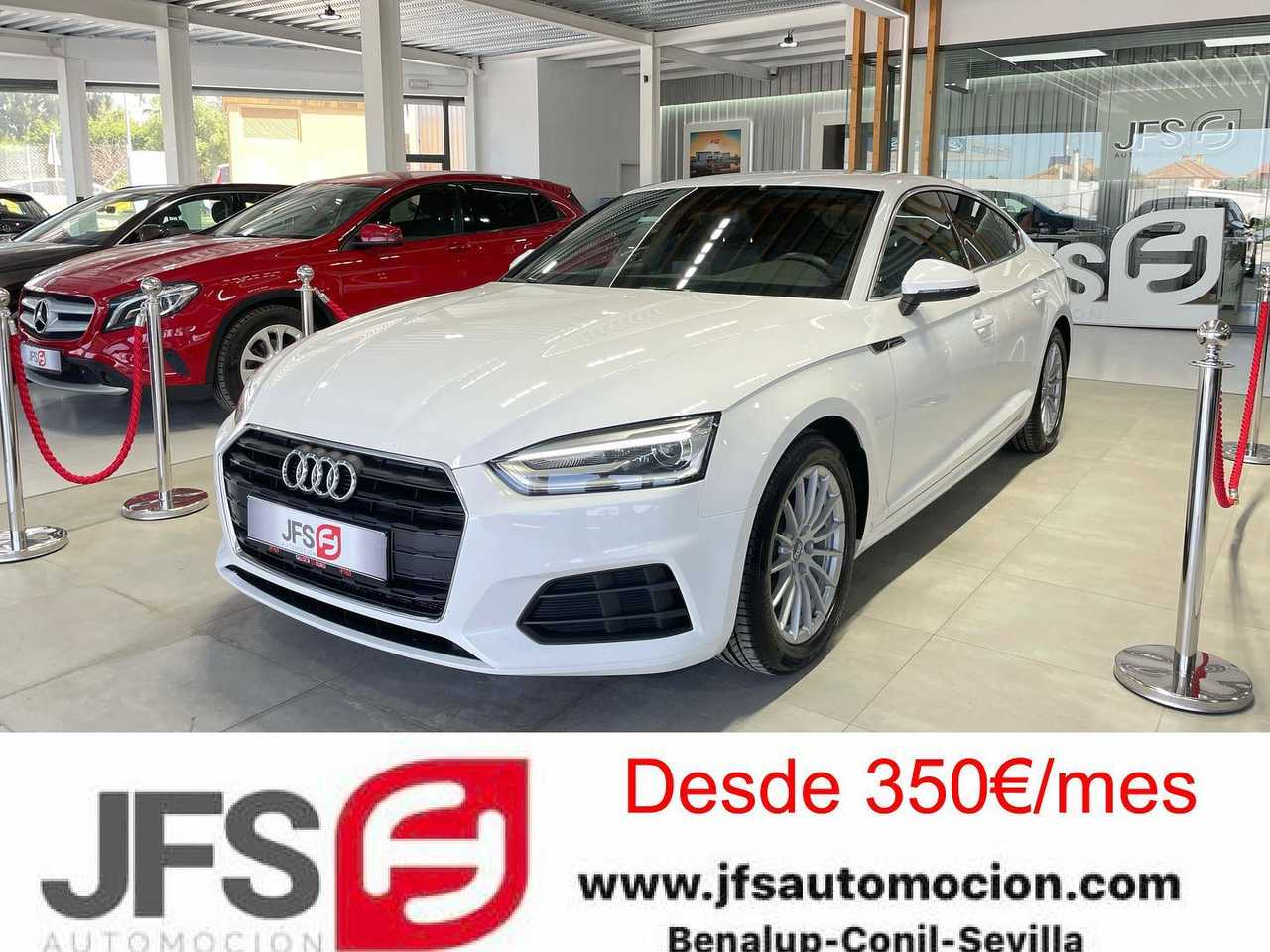 Audi A5 SPORTBACK 2.0 TDI 150cv    - Foto 1