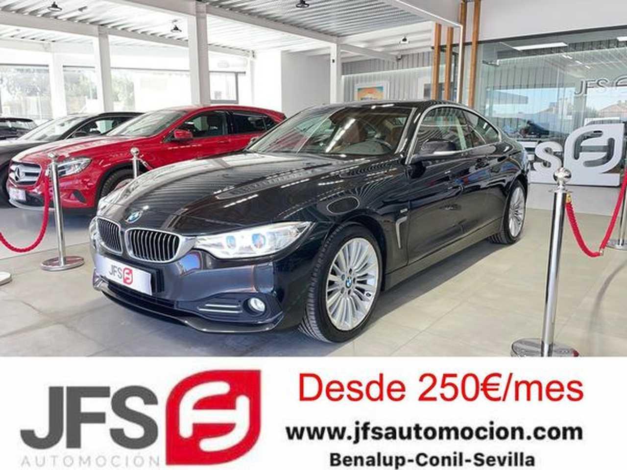 BMW Serie 4 2.0 D 136 CV   - Foto 1