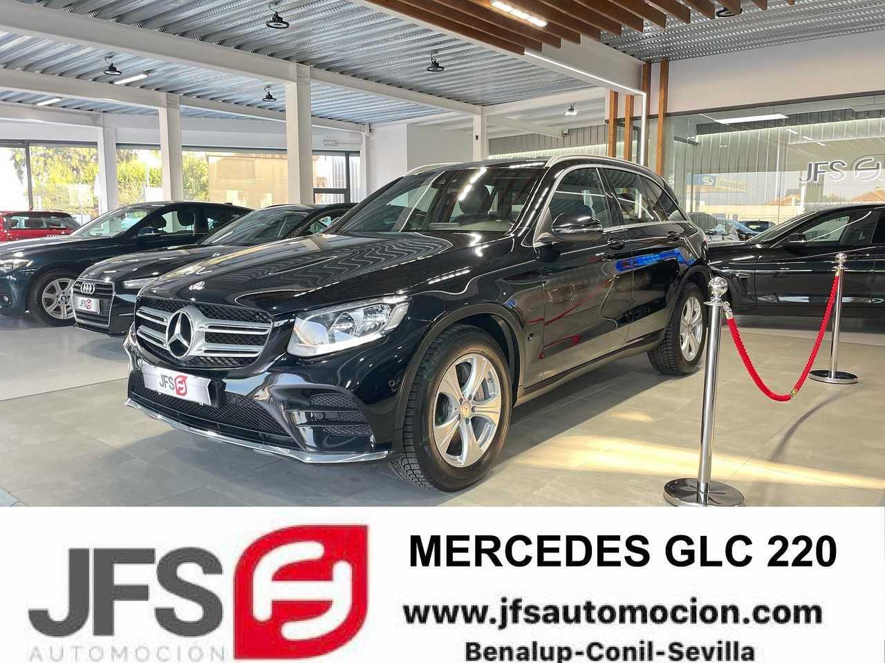Mercedes GLC 2.2 D 170 CV   - Foto 1