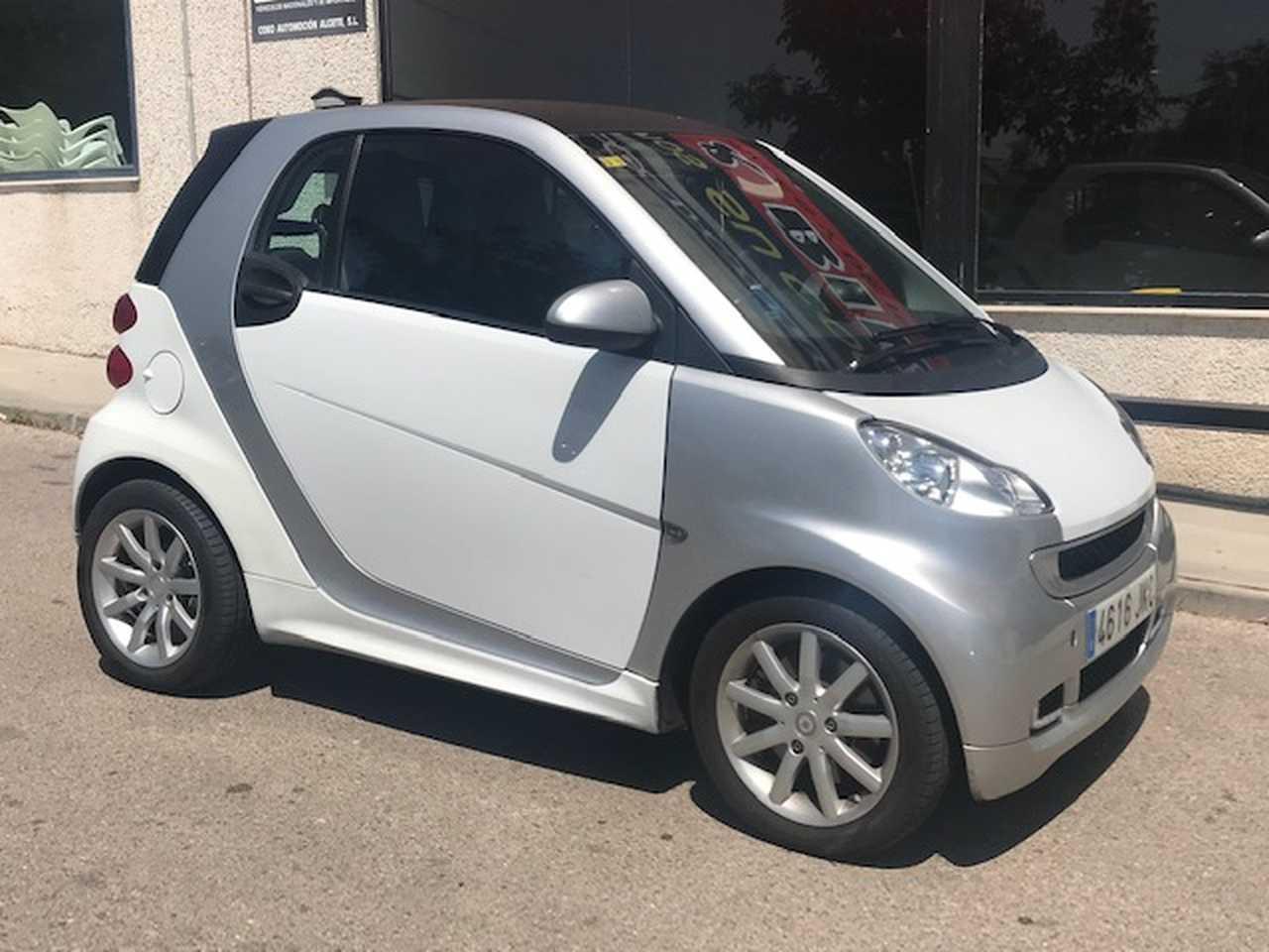 Smart Fortwo  Coupe Electric Drive 55 Bateria 3p   - Foto 1