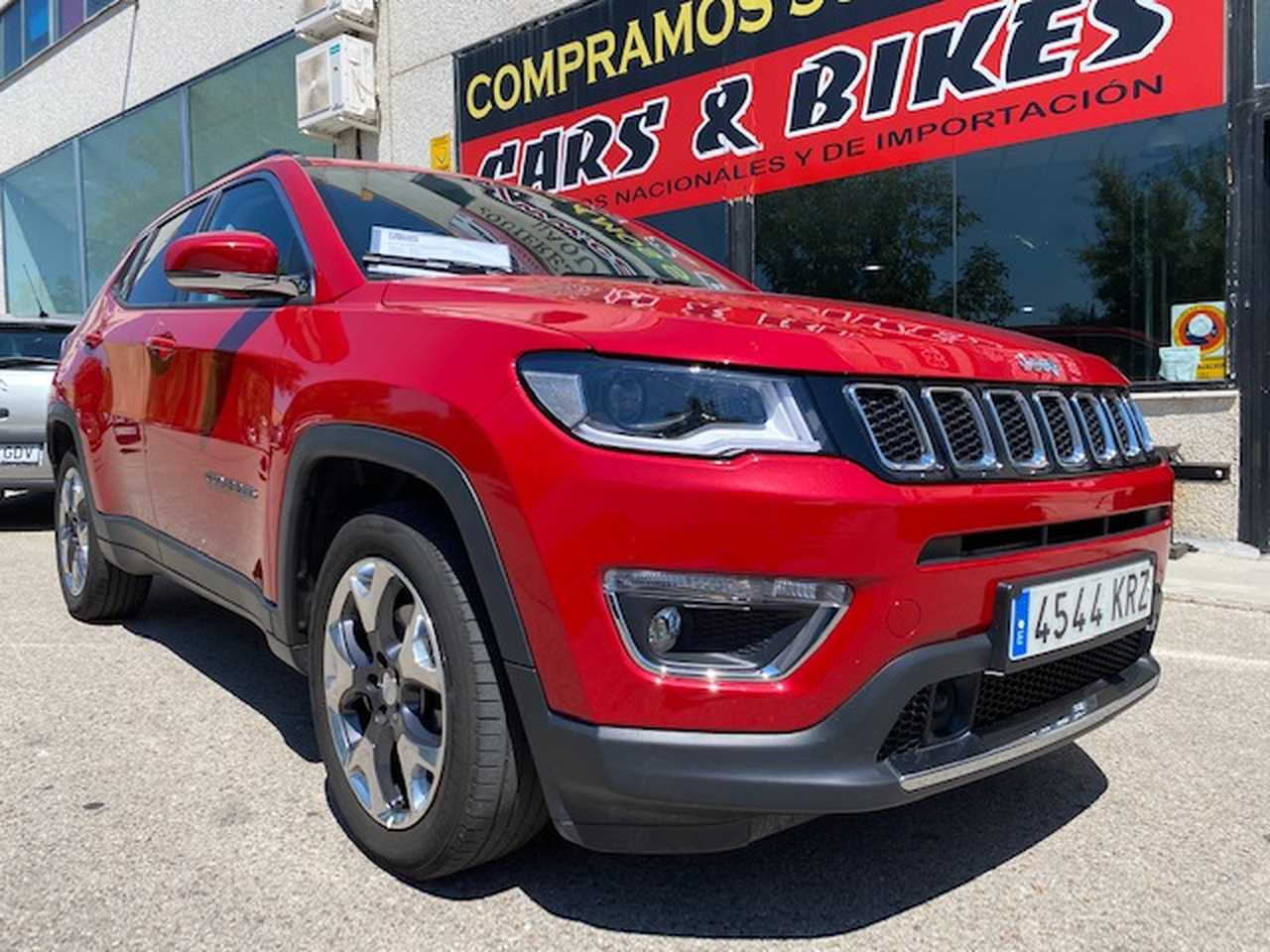 Jeep Compass 1.4 Mair 103kW Limited 4x2 5p.   - Foto 1
