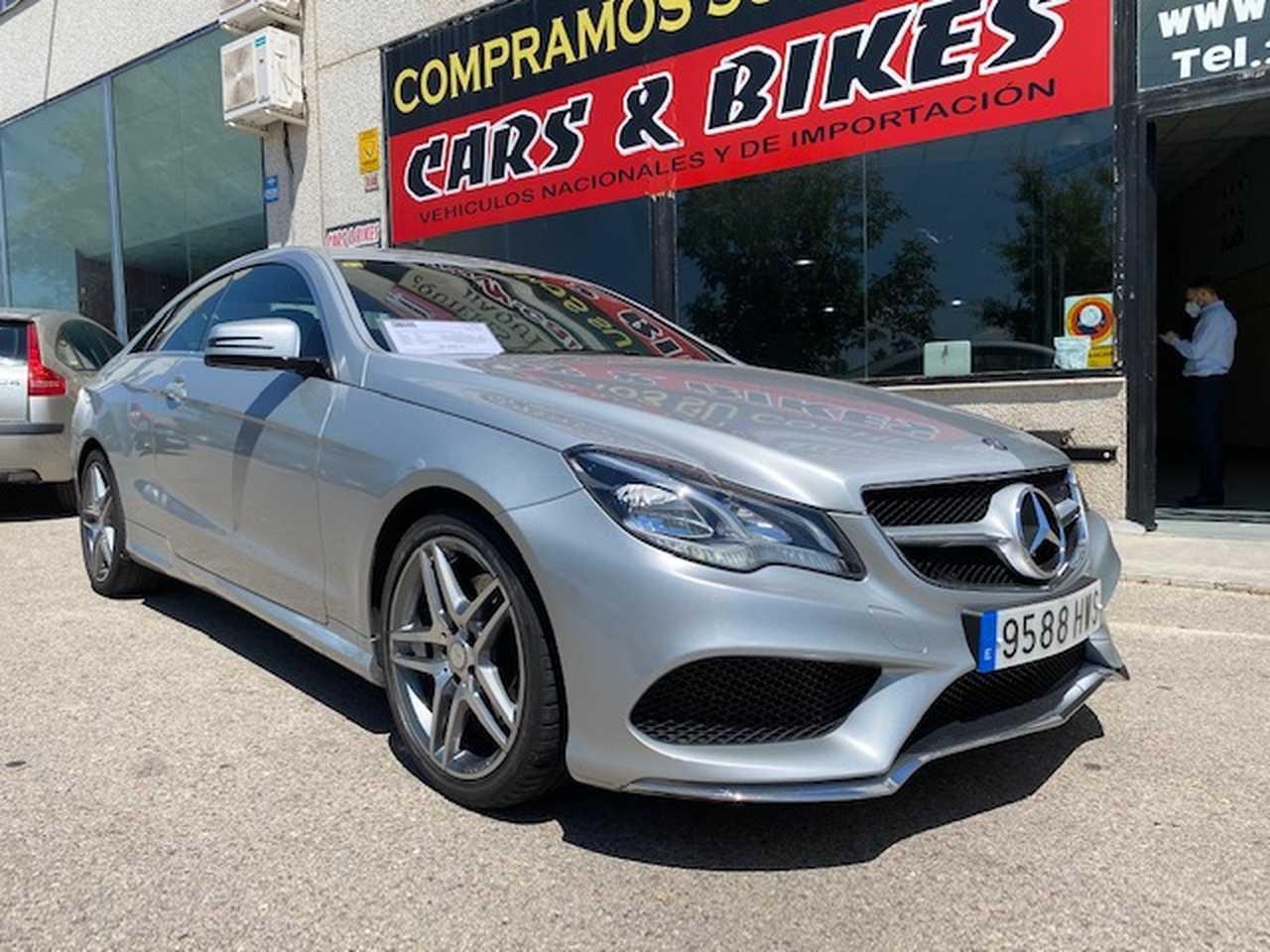 Mercedes Clase E Coupé AMG   - Foto 1