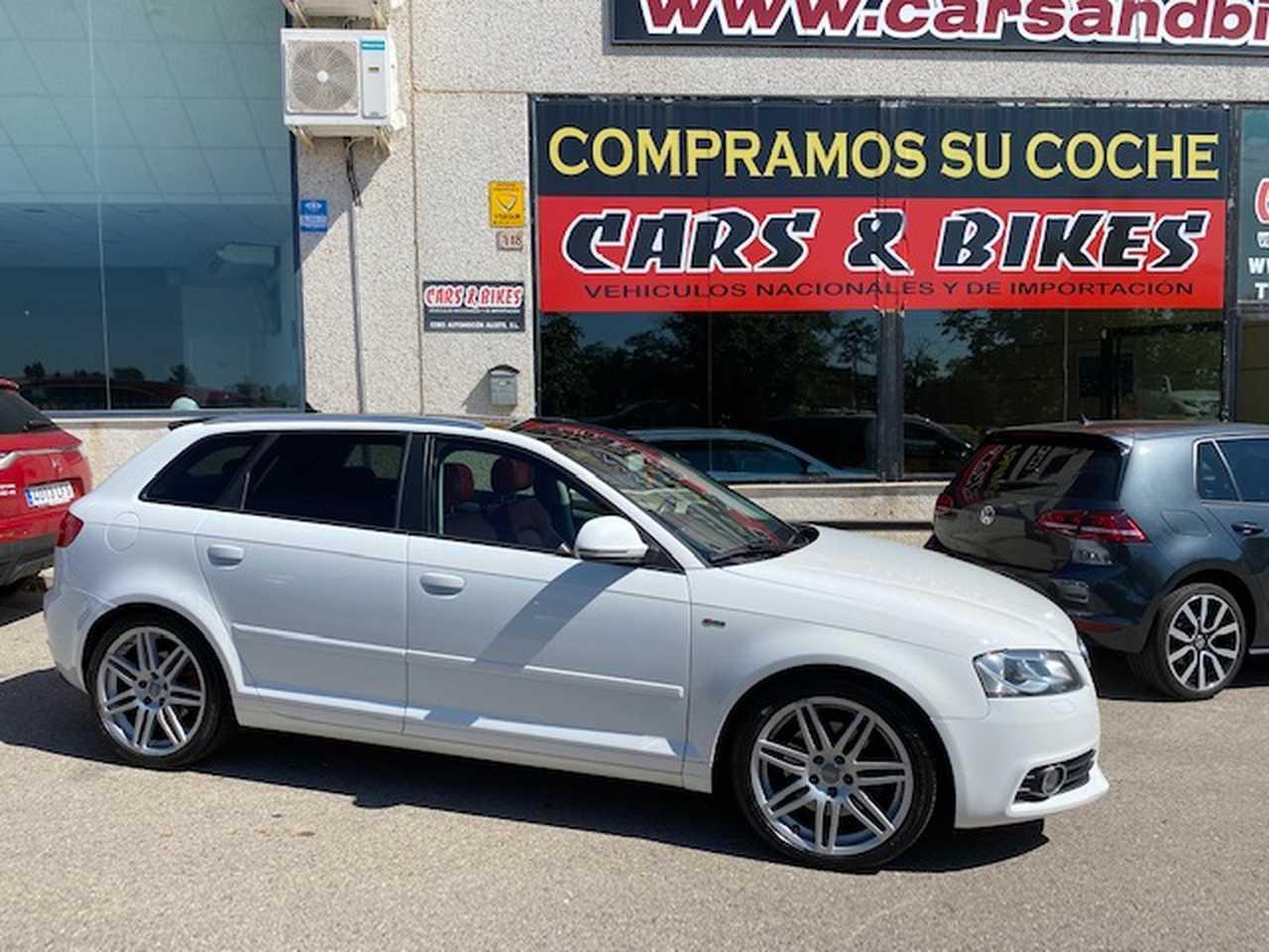Audi A3 Sportback 2.0 TDI Quattro DPF Ambition 5p. S-LINE   - Foto 1