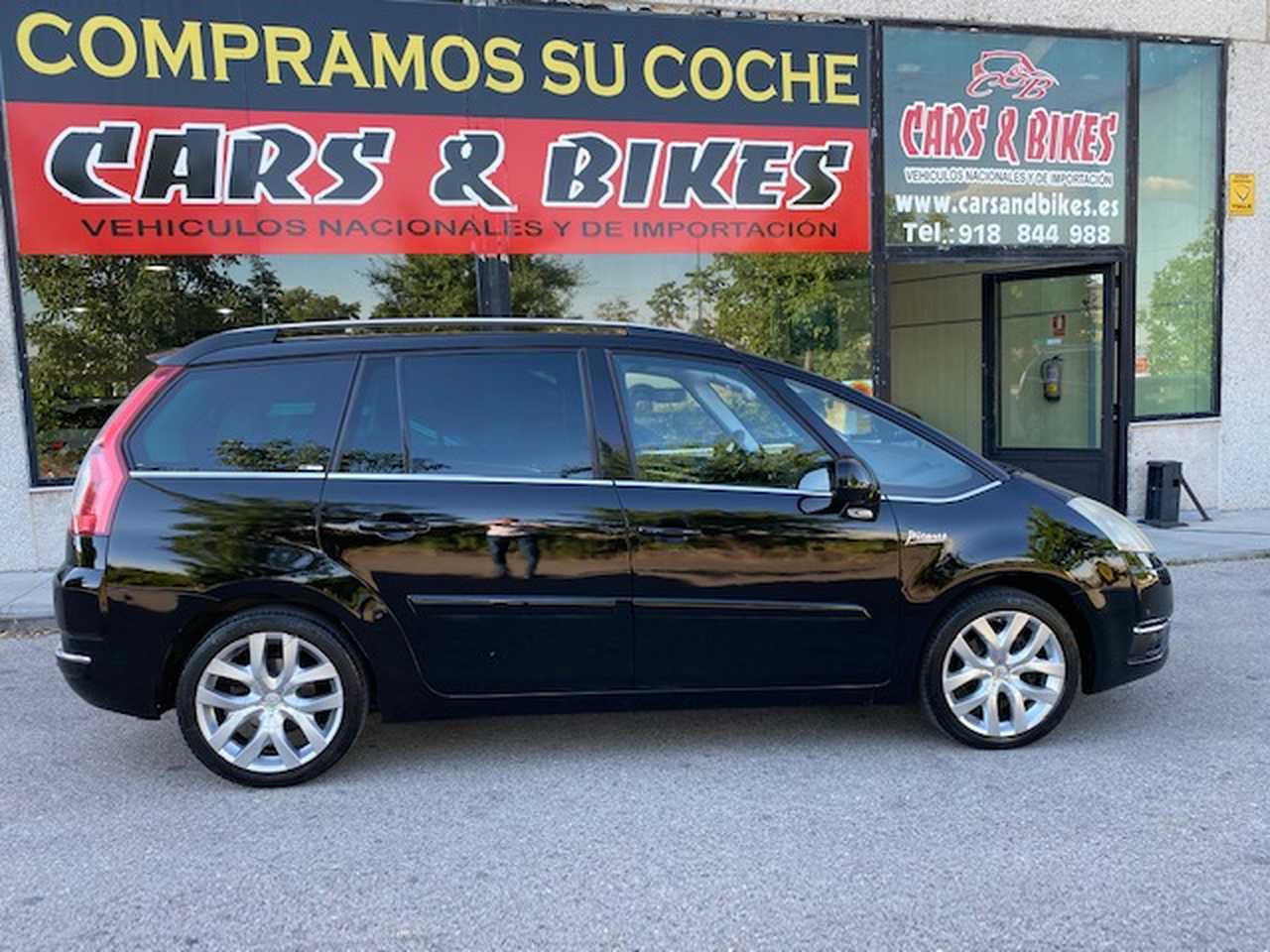 Citroën Grand C4 Picasso 2.0 HDi CMP Exclusive 5p.   - Foto 1