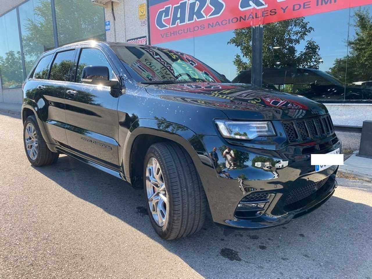 Jeep Grand Cherokee 6.4 V8 HEMI SRT E6   - Foto 1