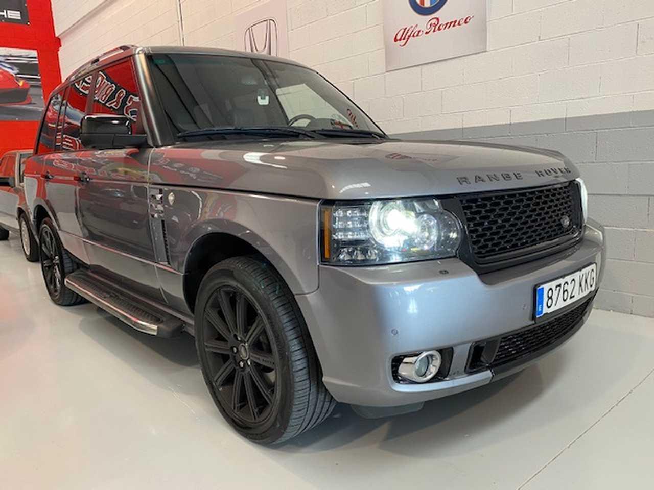 Land-Rover Range Rover VOGUE PACK SILBER   - Foto 1