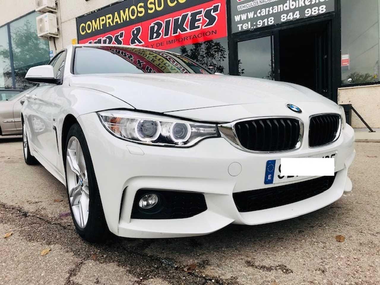 BMW Serie 4 Gran Coupé 420 d 5P   - Foto 1