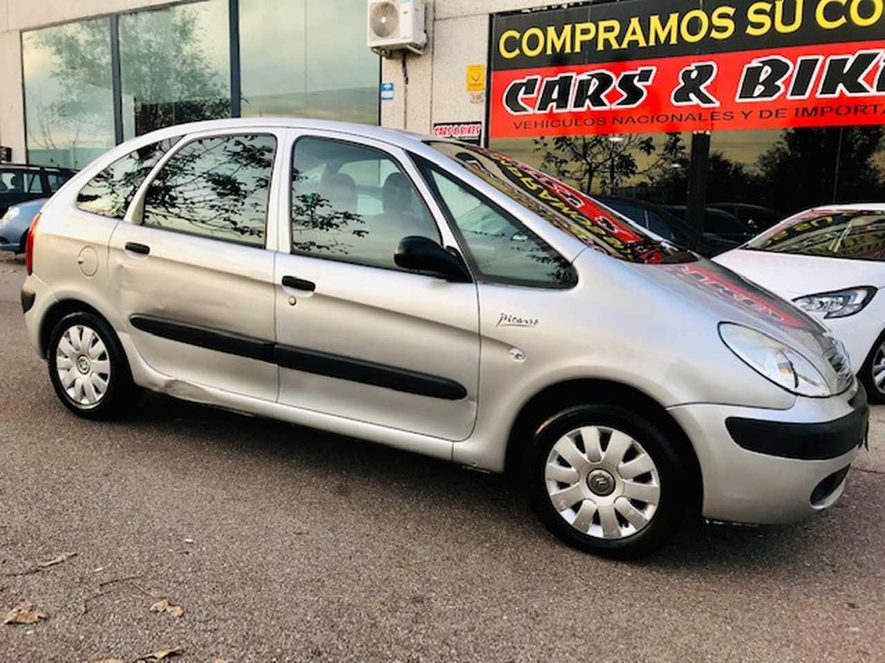 Citroën C4 Picasso 1.6 HDi 110 SX Top 5p.   - Foto 1