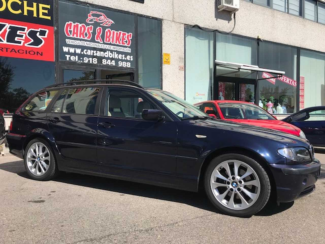 BMW Serie 3 Touring 320 D   - Foto 1