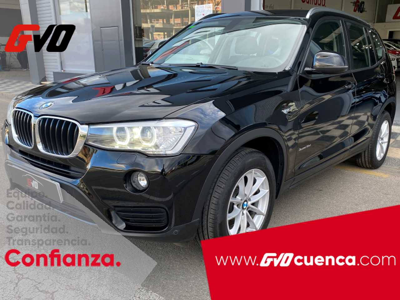 BMW X3 SDRIVE 18D 150 CV   - Foto 1