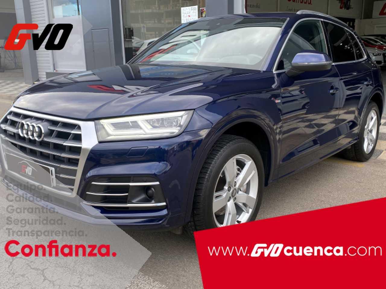 Audi Q5 2.0 TFSI 252 CV QUATTRO SLINE   - Foto 1