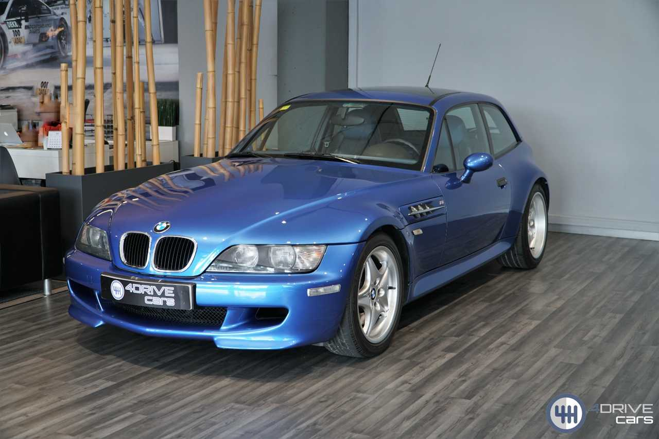 BMW Z3 m coupe 3.2   - Foto 1