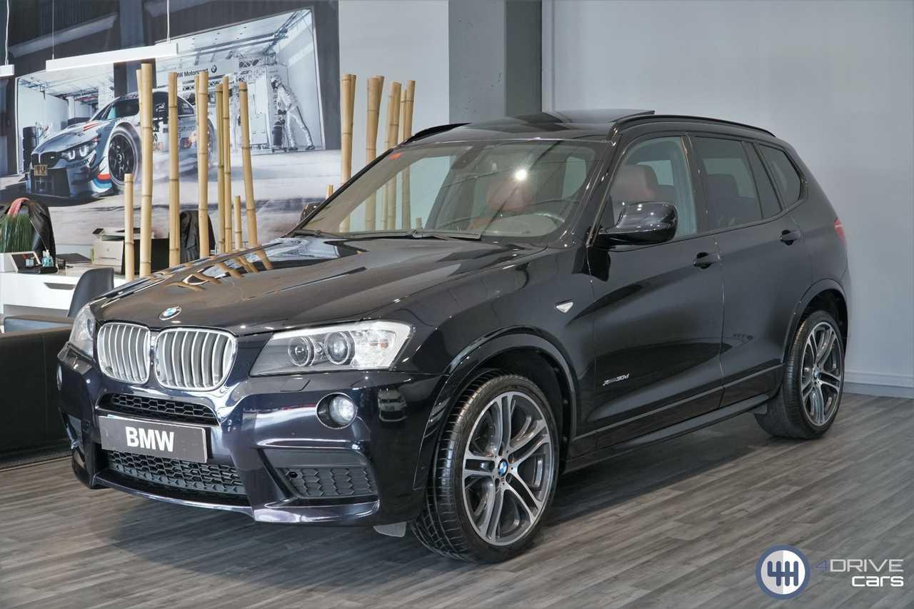 BMW X3 x3 xdrive30d auto   - Foto 1