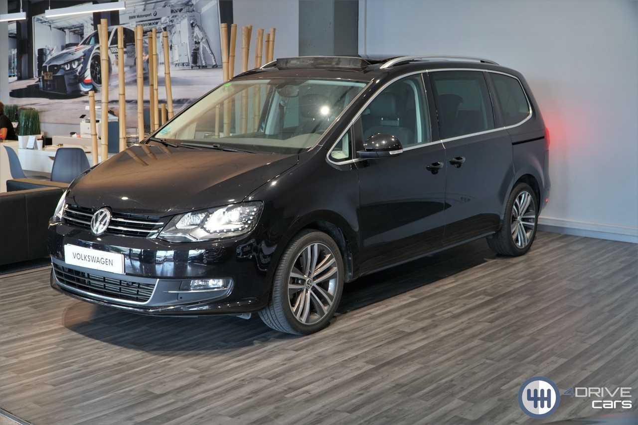 Volkswagen Sharan sharan sport 2.0 tsi 220cv bmt dsg   - Foto 1