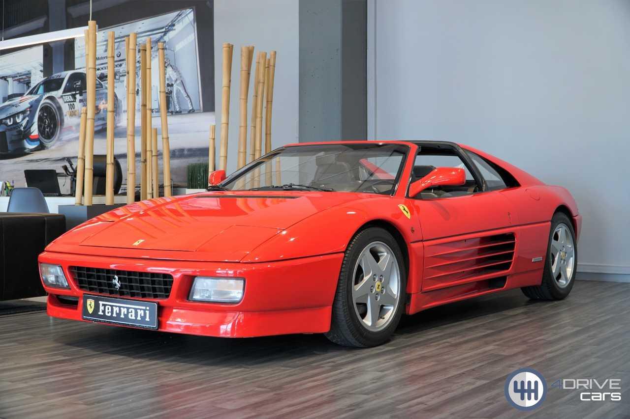 Ferrari 348 TS   - Foto 1