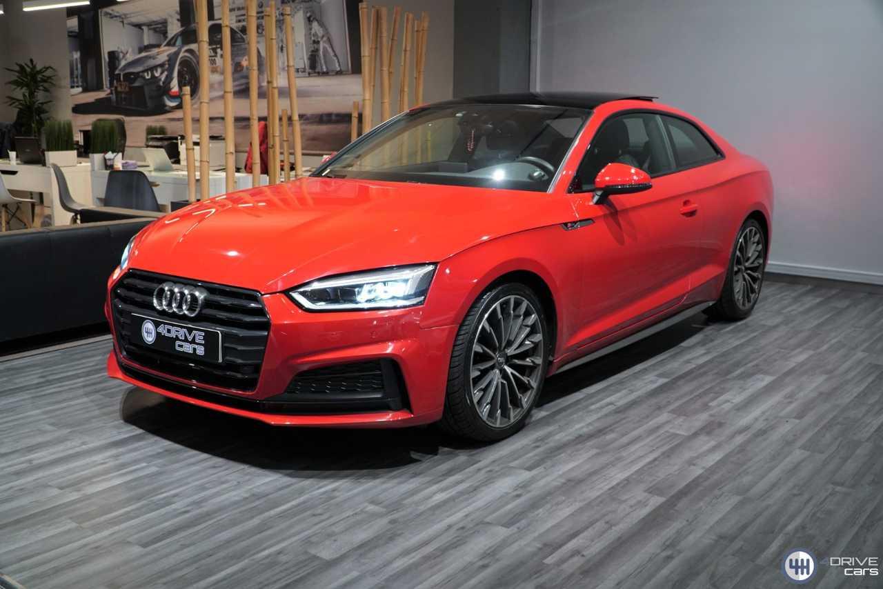 Audi A5 S-LINE 2.0 TDI 150 S-Tronic   - Foto 1