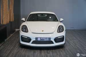 Porsche Cayman GT4 Clubsport   - Foto 2