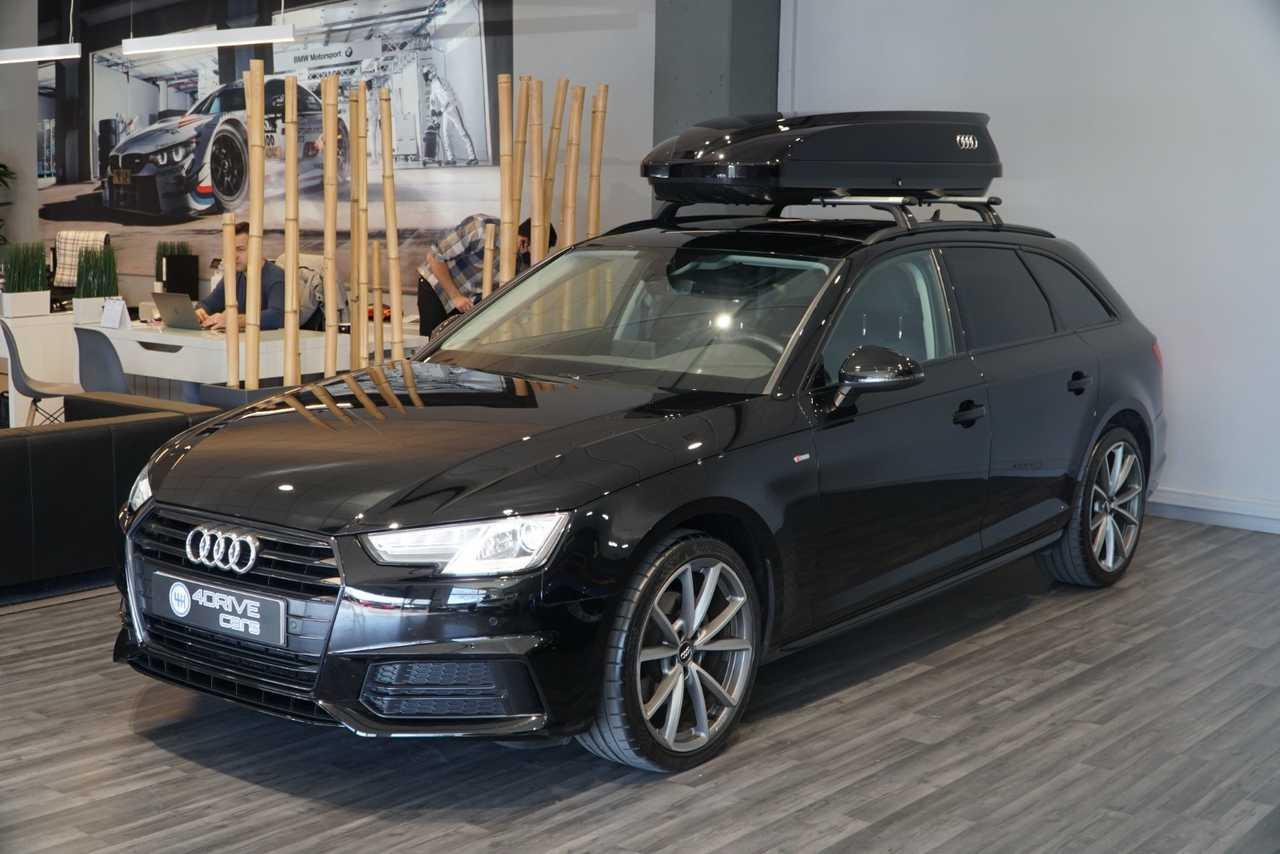 Audi A4 Black Line   - Foto 1