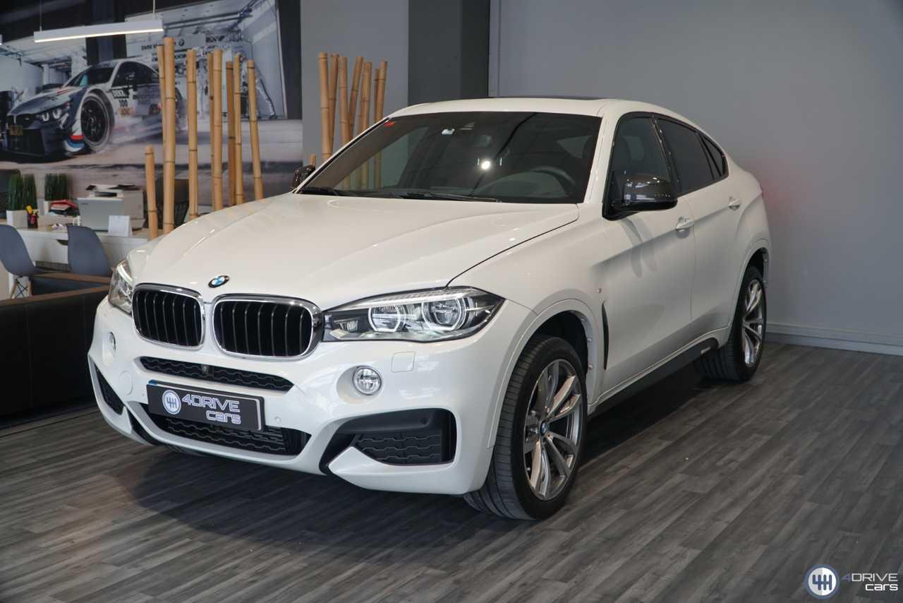 BMW X6 3.0 258cv   - Foto 1