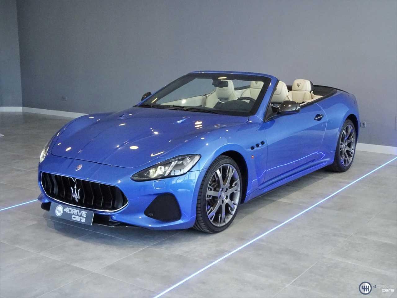 Maserati Gran Cabrio 4.7 V8 MC Automatico   - Foto 1