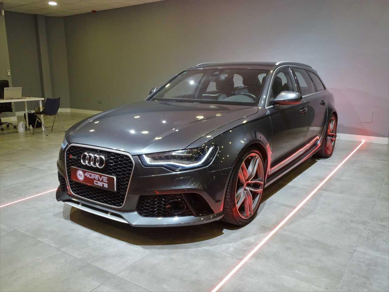 Audi RS6 Avant 4.0   - Foto 1