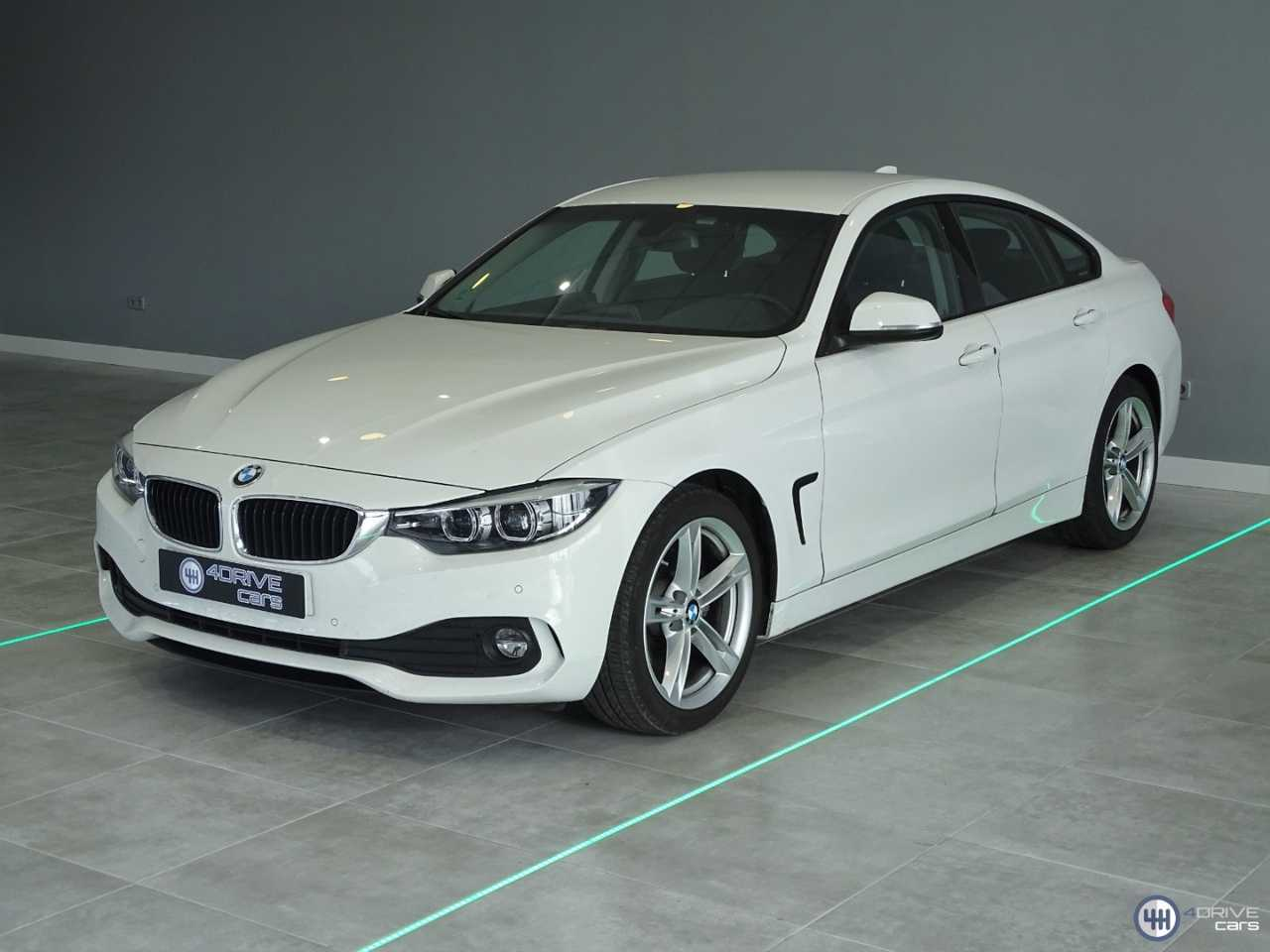 BMW Serie 4 420D   - Foto 1