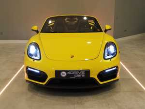 Porsche Boxster 981 GTS Racing Yellow   - Foto 2