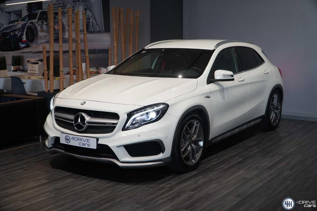 Mercedes GLA 45 AMG 2.0 361cv   - Foto 1