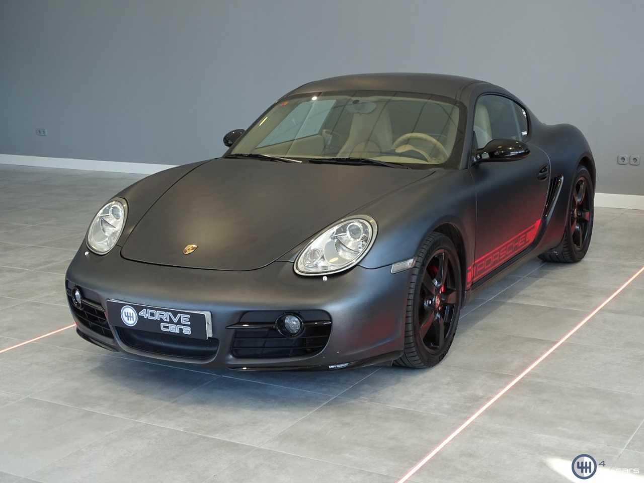Porsche Cayman 3.4 S SPORT   - Foto 1