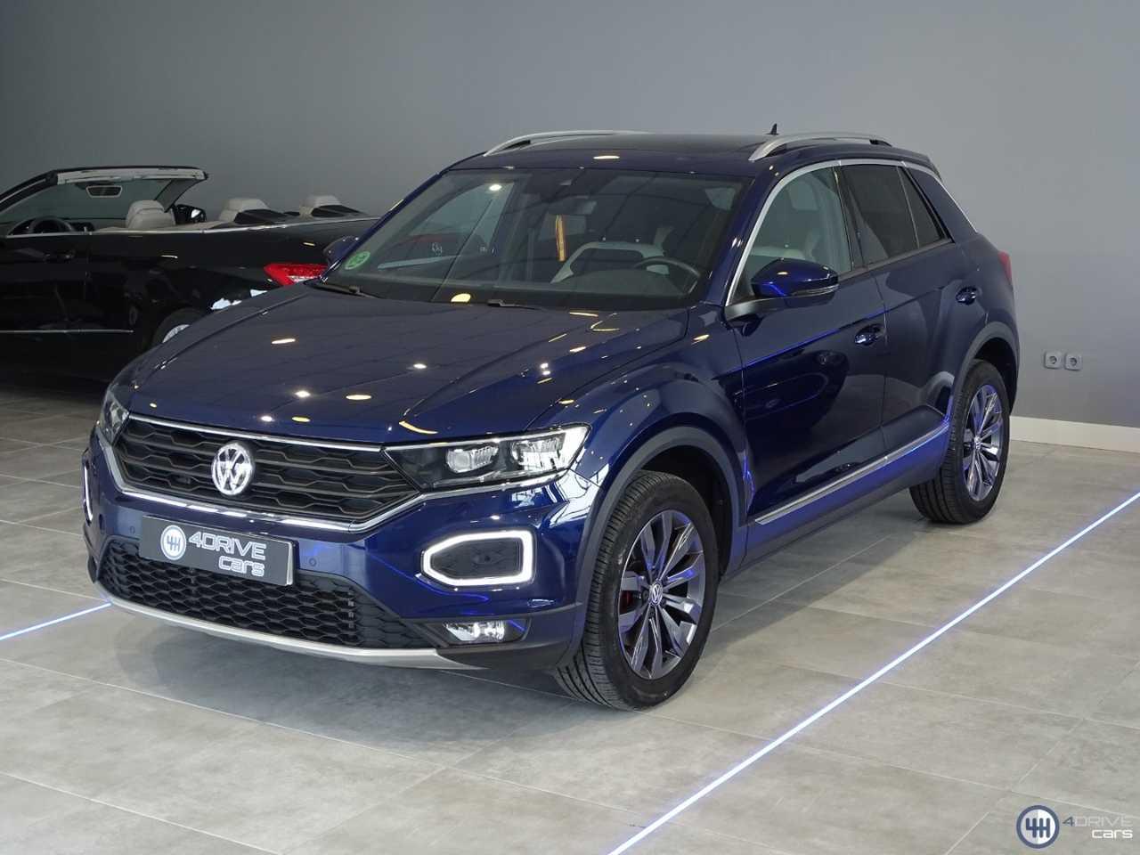 Volkswagen T-Roc Sport   - Foto 1