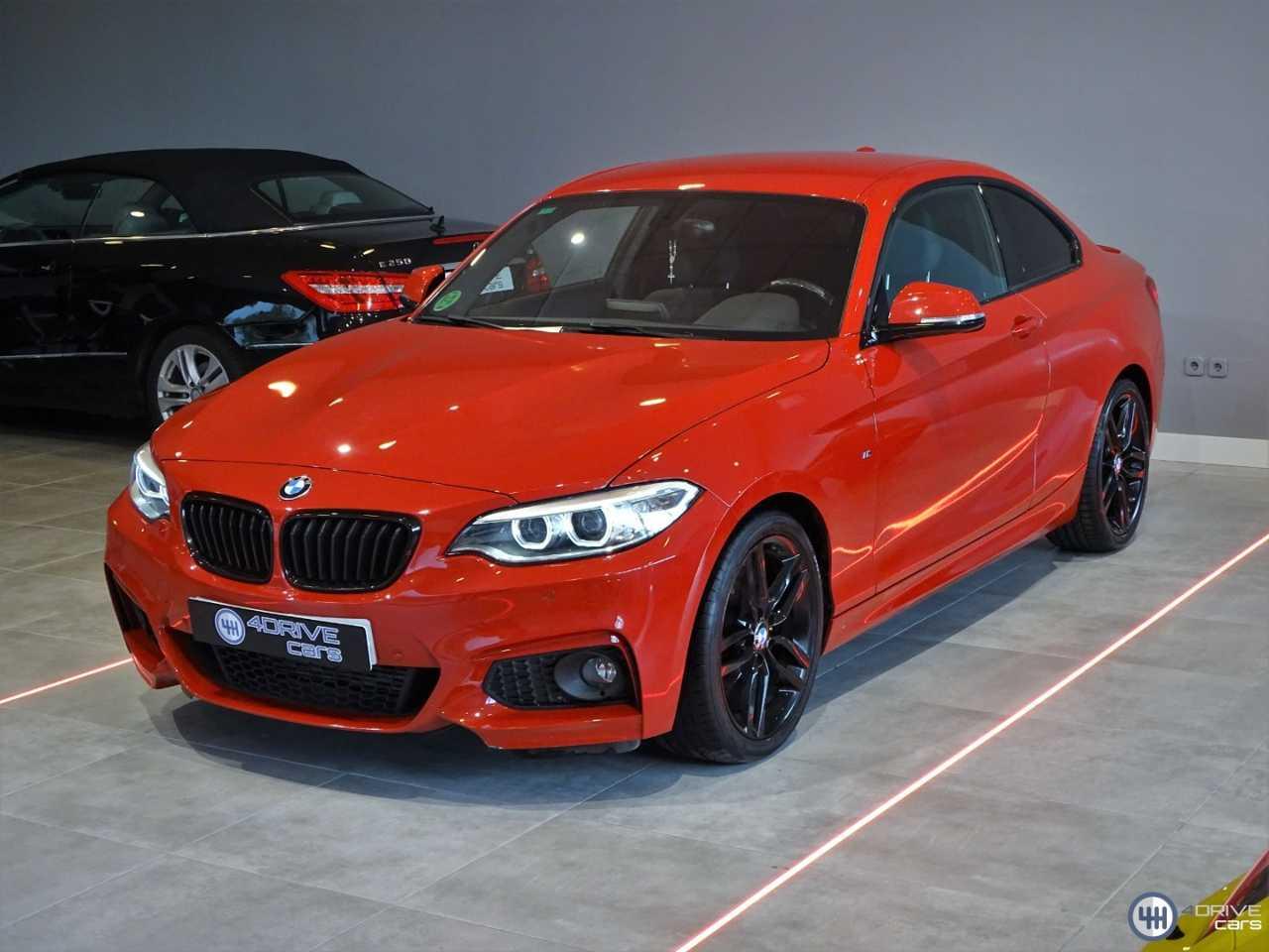 BMW Serie 2 218D Coupe   - Foto 1