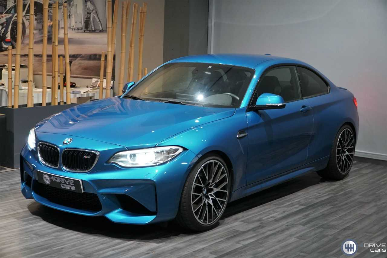 BMW M2 Coupé 3.0 370 DKG   - Foto 1