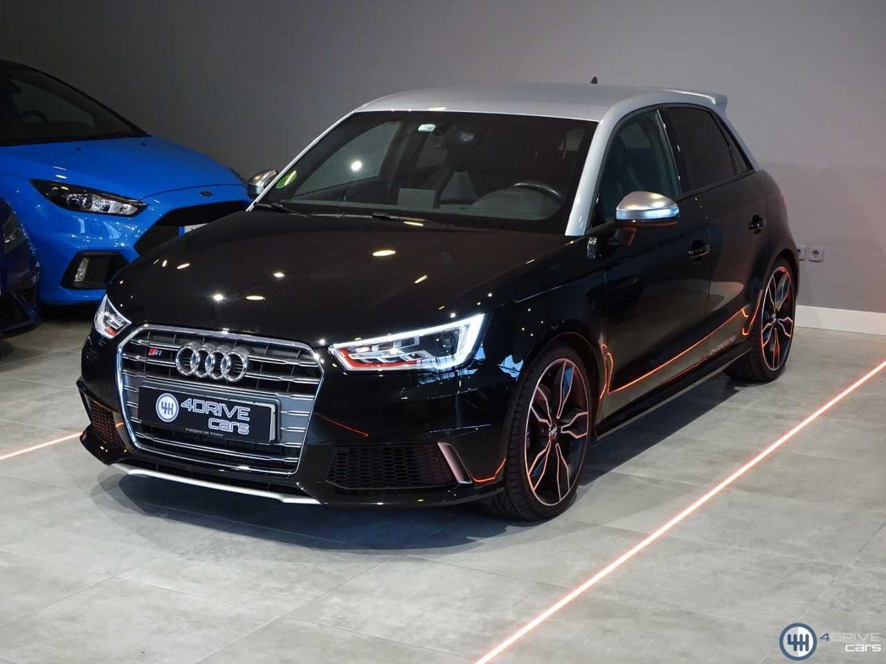 Audi S1 Sportback   - Foto 1