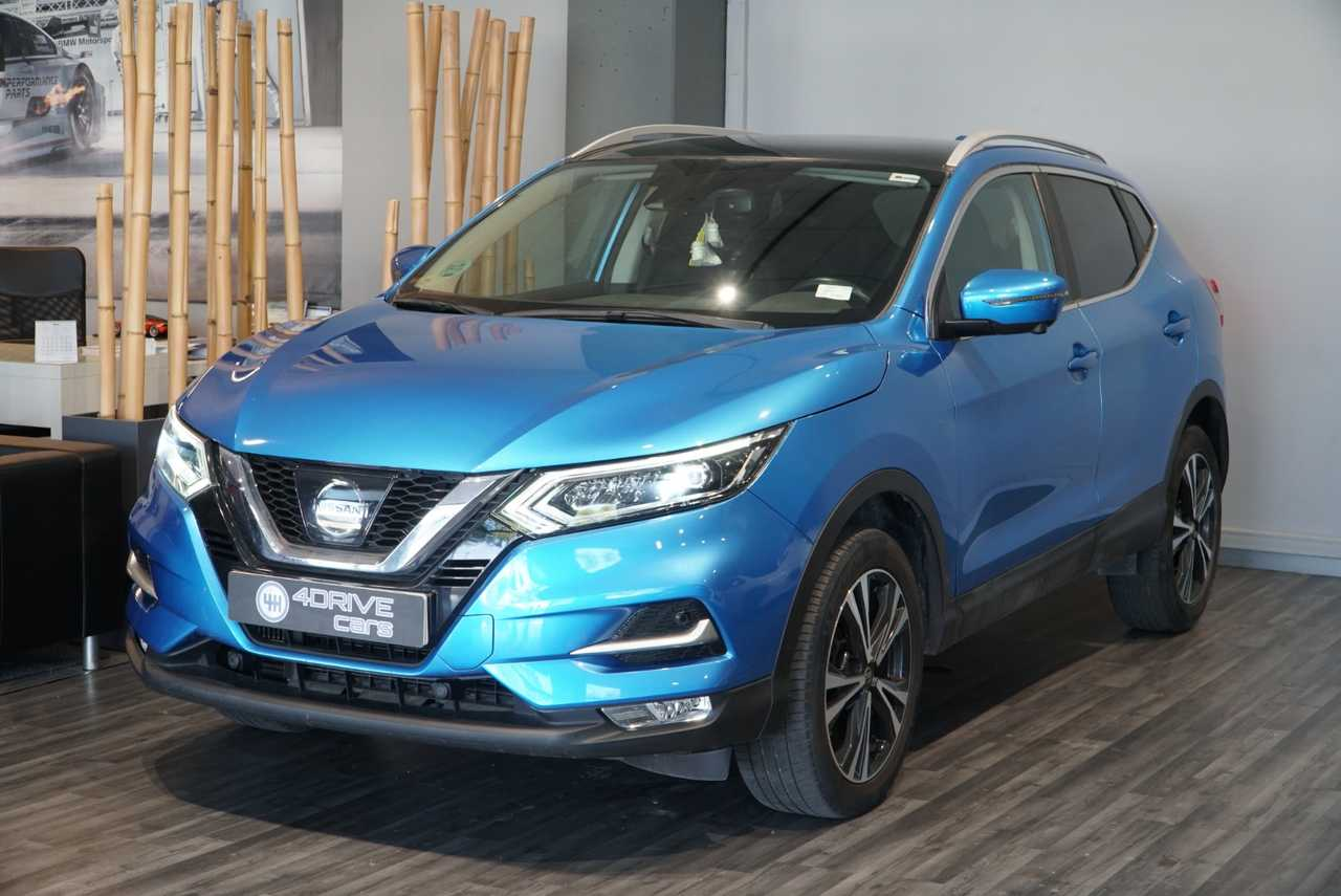 Nissan Qashqai N-CONNECTA 1.6 DCi 130cv 4x2   - Foto 1
