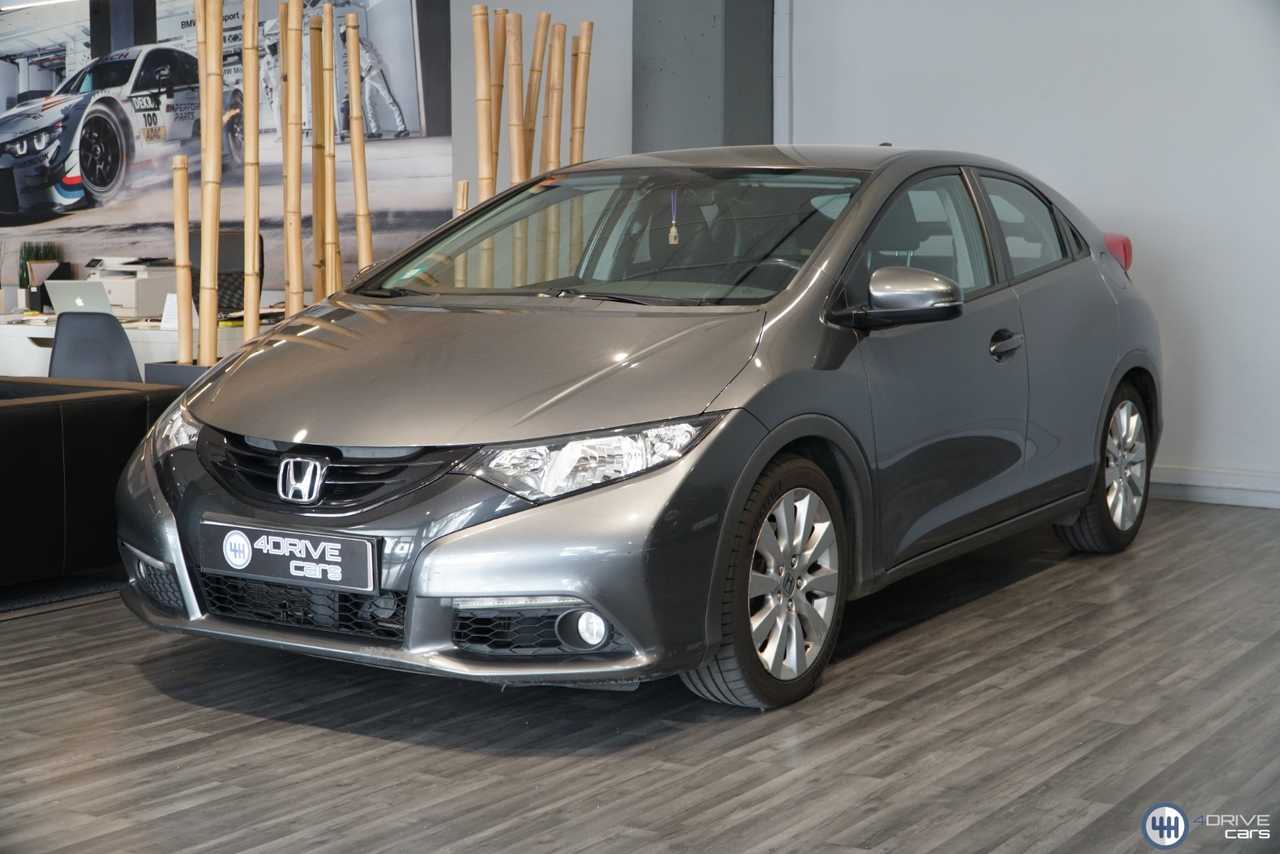 Honda Civic 2.2 iDTEC Sport   - Foto 1