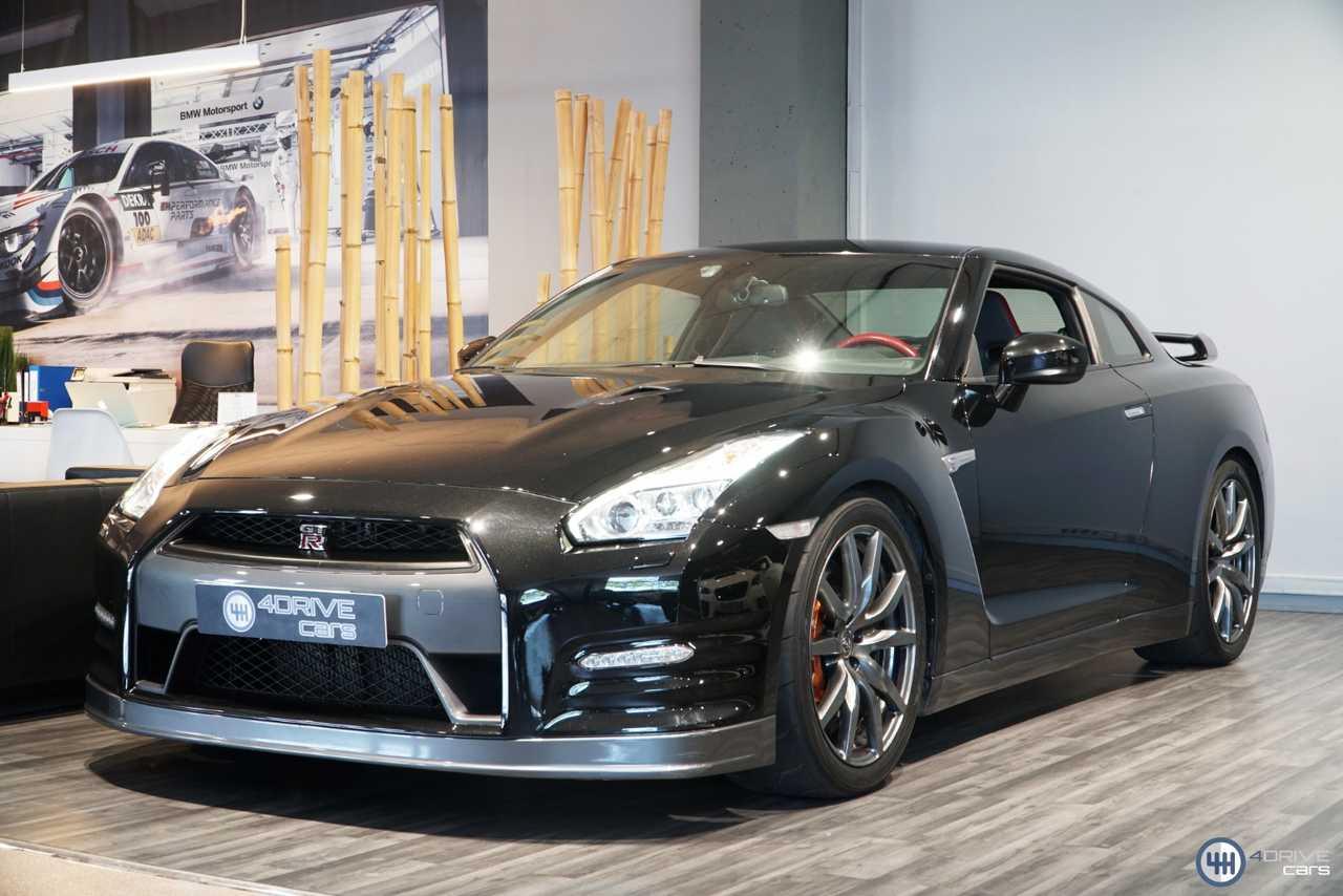 Nissan GT-R 3.8 550cv 'BLACK EDITION' MY14   - Foto 1
